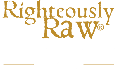 Earth Source Organics, Righteously Raw product logo
