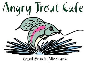 Angry Trout Cafe logo