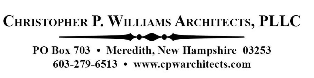 Christopher P. Williams Architects logo
