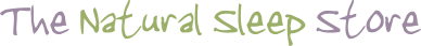 The Natural Sleep Store logo