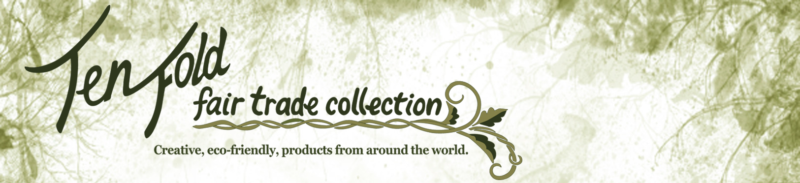 Tenfold Fair Trade Collection logo