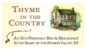 Thyme in the Country Bed & Breakfast logo