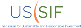 US SIF: The Forum for Sustainable and Responsible Investment logo