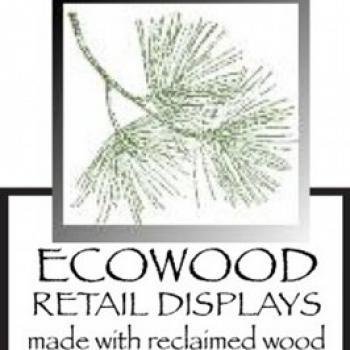 ecowood displays logo