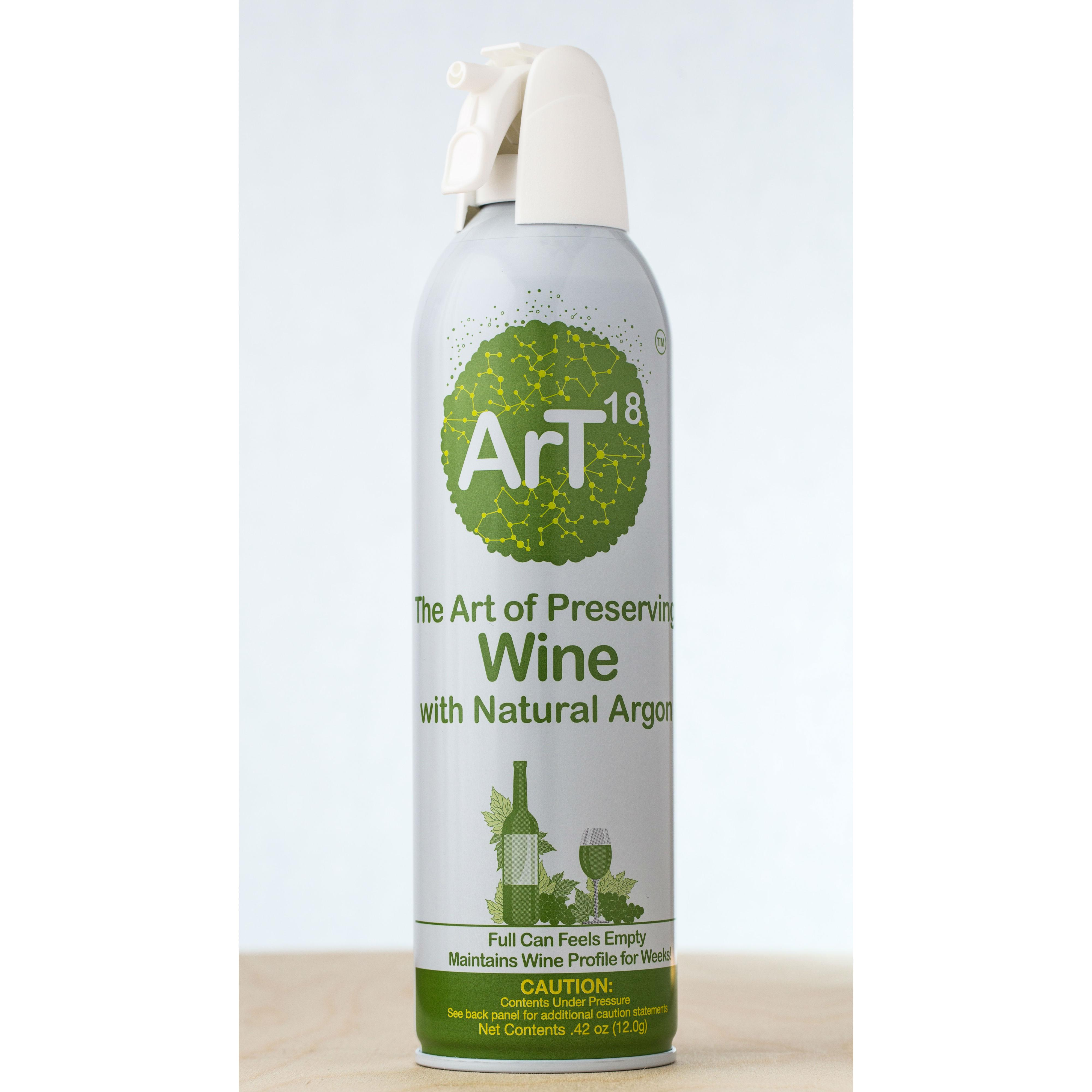 ArT Wine Preserver - Product