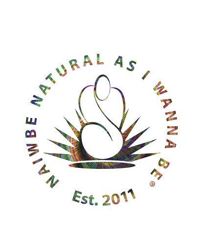 Natural As I Wanna Be Logo