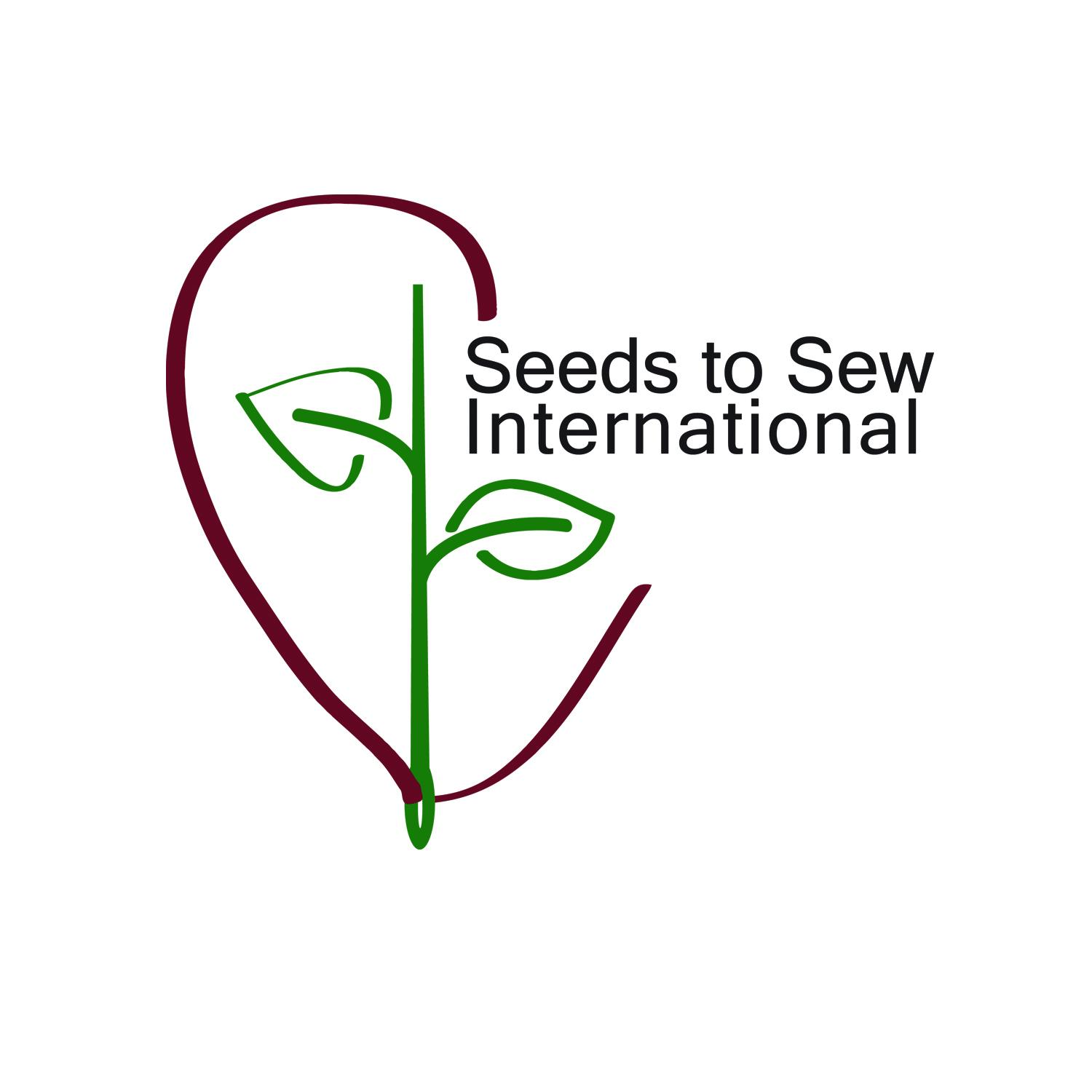 Seeds to Sew International LOGO