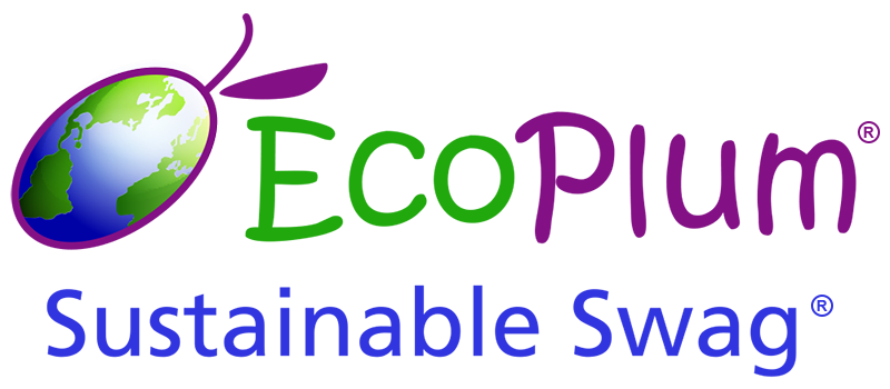 EcoPlum Sustainable Swag Logo