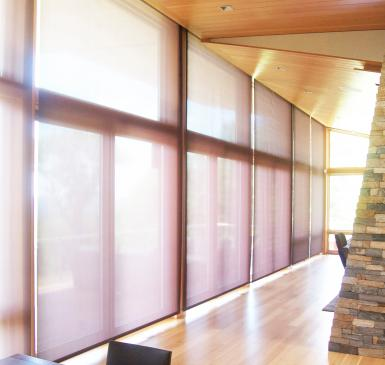 Earthshade Natural Window Fashions offers less-toxic window coverings in several styles and colors. | Photo from Earthshade