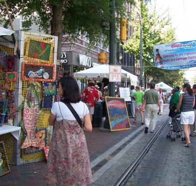 Annual Music and Heritage Festival in Memphis