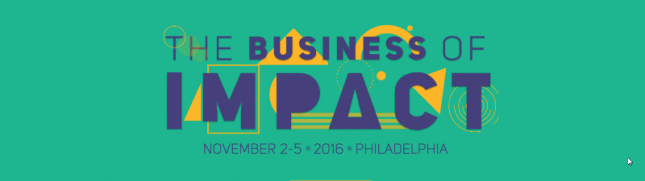 The Business of Impact