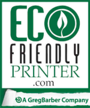 Eco-Friendly Printer logo