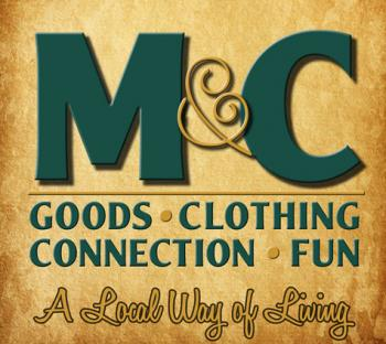 M&C Clothing and Gifts logo