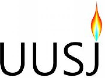 Unitarian Universalists for Social Justice logo
