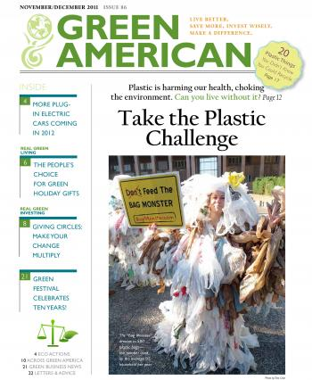 take the plastics challenge cover