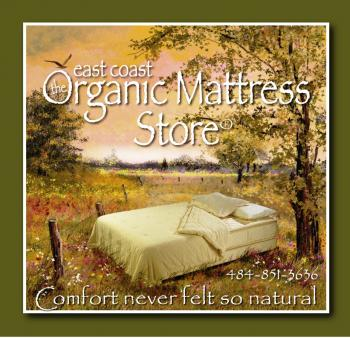 east coast organic mattress logo