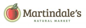 Martindale's Natural Market logo